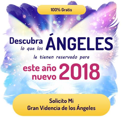 Descubra lo que los ángeles le tienen reservado para este año nuevo 2018